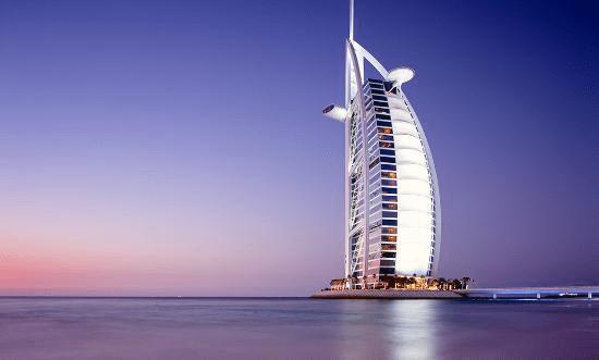 G-vloeren gaat naar Dubai