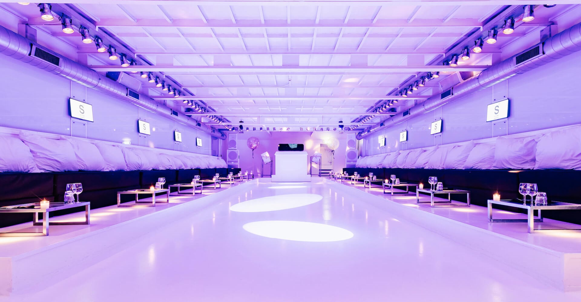 Discotheekvloer Supperclub
