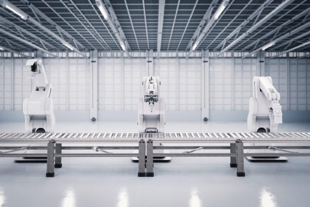 Fabrieksvloeren coatingvloer