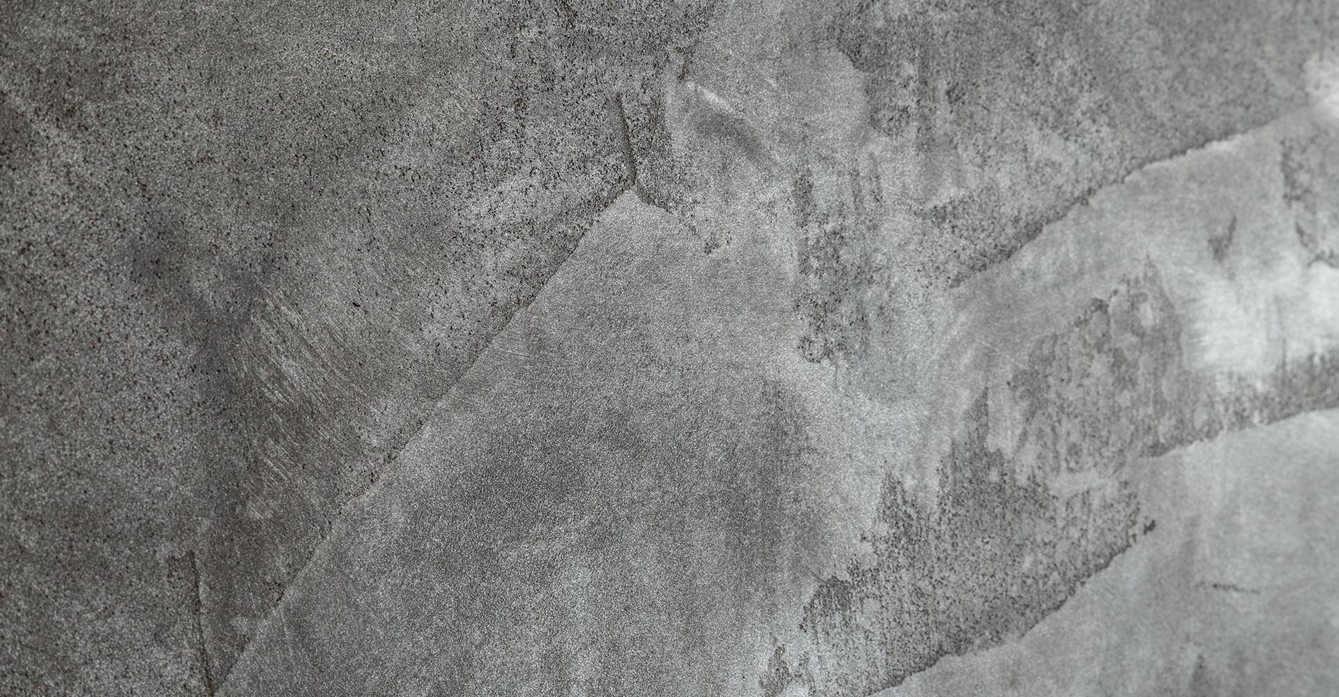 Beton Cire op de muur
